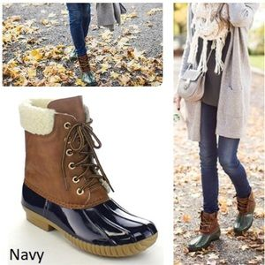 Shoes - Must Have Duck Boots